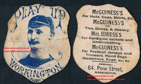 1880s McGuinness's Pow Street Workington
